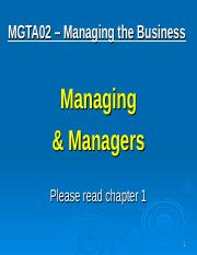 01 - Managers & Managing - Aug 29 2016(1) (1).ppt