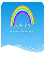visible light.pptx