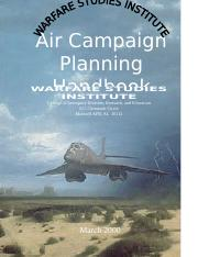 Air Campaign Planning Handbook.doc