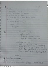 Class Notes Mouse/Keyboard Events and Into to Design Patterns