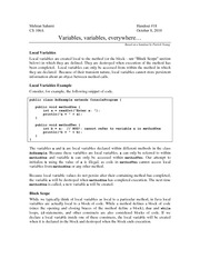 18-variables