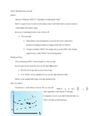 FNEC 260 Final Notes Part 16