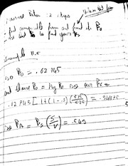Notes on financial formulas use