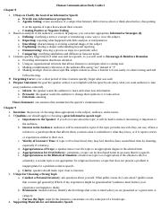 Human Communication Exam 2 Study Guide.docx
