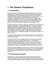 CEE_595_Project_Management_Owner_s_View