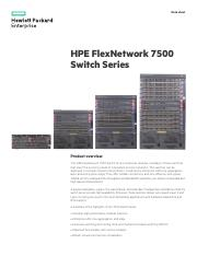 HPE FlexNetwork 7500 Switch Series.pdf