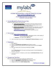 mylabsplus cerritos