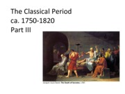 HUMA1102.Week_6.Classical_Period_III
