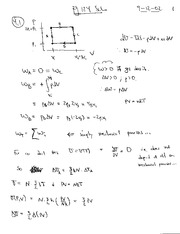 Thermal Physics Solutions CH 4-5 pg 1