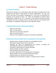 PM -06 - PROJECT PLANNING.pdf