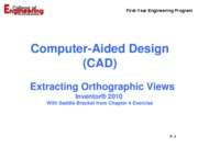 Inventor - Extracting Orthographic Views - 111309