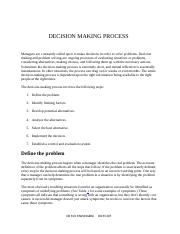 DECISION MAKING PROCESS.docx