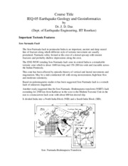 IEQ-05 Important Tectonic Features Notes.pdf