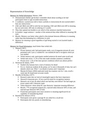 Psych 305 Exam 2 Study guide