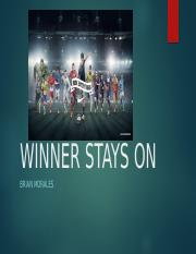 winner stays.pptx