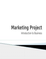 Marketing Project Online.pptx