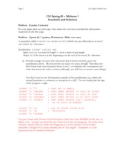 Midterm 1 Solutions 05