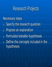 Hypotheses, concepts, and variables, Blackboard
