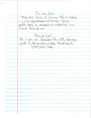 American History American Neutrality Notes