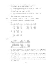 HW Solutions Stat 63