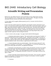 Scientific Writing - protein(3)