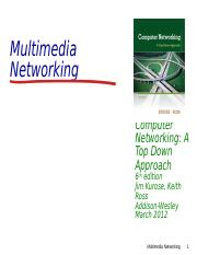 Multimedia_Networking(1)