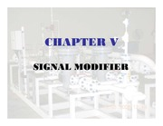 Chapter 05A - Signal Modifier
