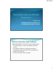 04_Introduction to Social Sciences_Power and Culture_Anthropology.pdf