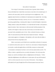 confucianism essay confucianism the basis of confucian  3 pages consciousness essay 4