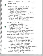 MUSIC 1306 CH 12 NOTES