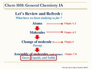 Chem+1010+-+Chapter+8.0+Liquids+and+Solids