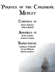 Pirates of the Caribbean - Medley (KL).pdf