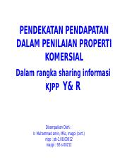Property Commercial Y & R