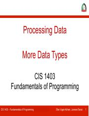 CIS1403_LO2_Processing_Data2_More_Data_Types.pdf