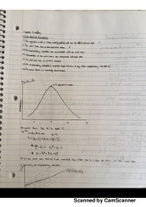 Econometrics Homework Notes Chapter #4