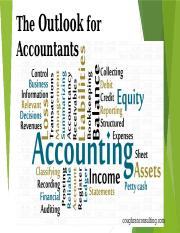 Outlook for Accountants