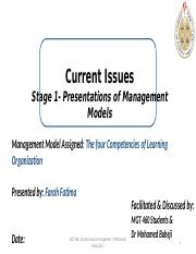 MGT 460- Stage 1- Current Issues Presentation-Template Slides.pptx