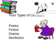 #2-Types & Subtypes of Literature--1-12-13
