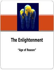 1_The Enlightenment.ppt