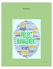 Project Management 2 - Final.docx