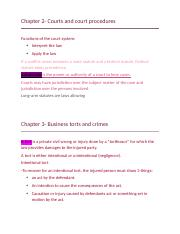 Business law Chapter 2.docx