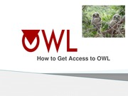 OWL_FCIS_Student_Registration