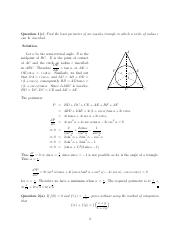 Least perimeter of Isoceles triangle.pdf