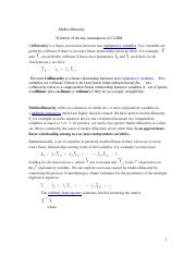 Multicollinearity, 1 chapter 8 spring 2017(1)(1)