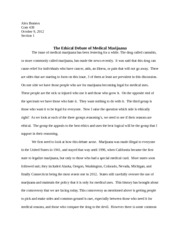 Communication Ethics 438 Position Paper final
