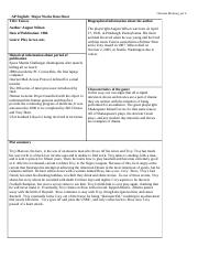 Fences Data Sheet.docx