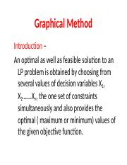 graphical method final.ppt