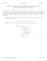 Recitation4Solutions