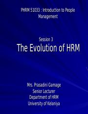 Evolution of HRM ppt.ppt
