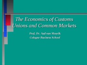 customs_union_and_common_market_theory